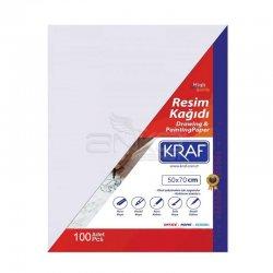 Kraf - Kraf Resim Kağıdı 50x70 100lü