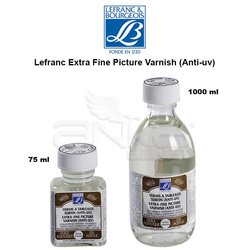 Lefranc Extra Fine Picture Varnish (Anti-uv) - Thumbnail