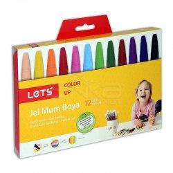 Lets - Lets Jel Mum Boya 12li L-6612