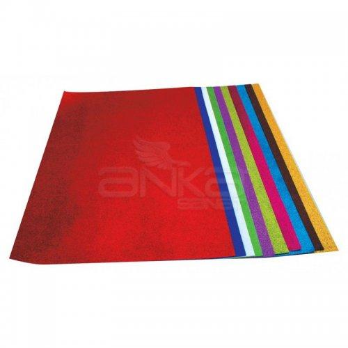 Lino Karadeniz Eva Simli Yapışkanlı 50x70cm 2mm 10 Renk RBE503