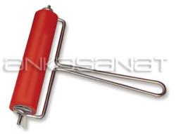 Abig - Abig Linol Merdane 15cm Metal Saplı (Mürekkep Merdanesi)