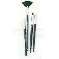 Long Jiang 4lü Fırça Seti - Thumbnail