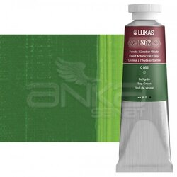 Lukas - Lukas 1862 37ml Yağlı Boya Seri:1 No:0165 Sap Green