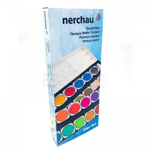 Lukas Nerchau Sulu Boya Takımı 24 Renk