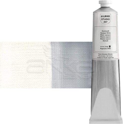 Lukas Studio Yağlı Boya 200ml 207 Opaque White