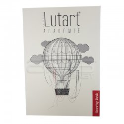 Lutart - Lutart Academie Drawingbook Çizim Defteri 18x26cm LA-6813 90 Yaprak / 100g (1)