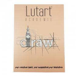 Lutart - Lutart Academie Sketchbook Çizim Defteri 19x25,5cm LA-6868 100g/120 Yaprak (1)