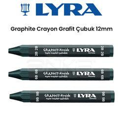 Lyra - Lyra Graphite Crayon Grafit Çubuk 12mm