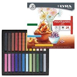 Lyra - Lyra Polycrayons Toz Pastel Boya 24 Renk 5651240
