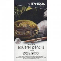 Lyra - Lyra Rembrandt Aquarell Sulu Boya Kalemi 12li