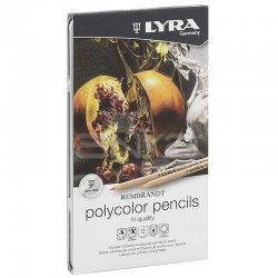 Lyra - Lyra Rembrandt Polycolor Kuru Boya Kalemi 12li Set (1)