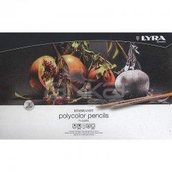 Lyra - Lyra Rembrandt Polycolor Kuru Boya Kalemi 72li Set