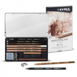 Lyra - Lyra Sketching Set 11 Parça 2051110