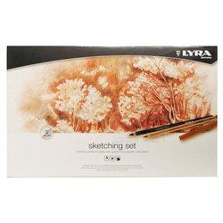 Lyra - Lyra Sketching Set 35 Parça 2051350 (1)
