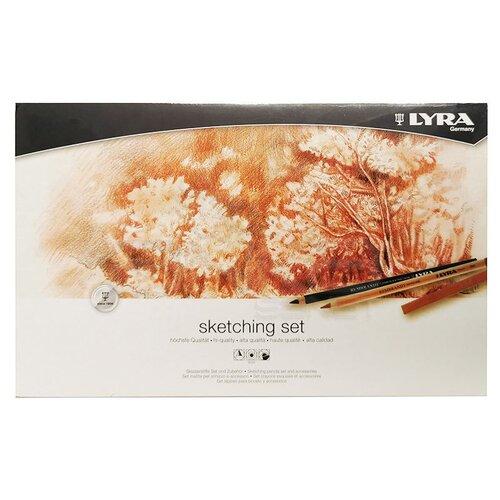 Lyra Sketching Set 35 Parça 2051350