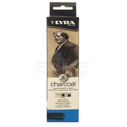 Lyra - Lyra Willow Charcoal Doğal Füzen 2-10mm 10 Adet 5551100