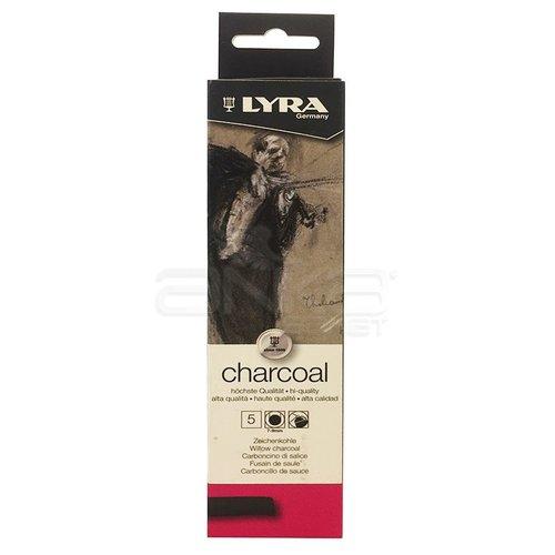 Lyra Willow Charcoal Doğal Füzen 7-9mm 5 Adet 5550030