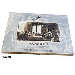 Magnani1404 - Magnani1404 ANNIGONI Cotton Acid Free Akrilik ve Yağlı Boya Blokları 250g 25 Yaprak (1)