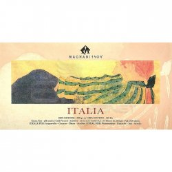 Magnani1404 - Magnani1404 ITALIA Cold Pressed CottonAkrilik ve Sulu Boya Blokları 300g 20 Sayfa (1)