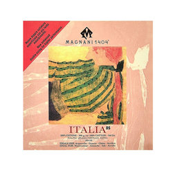Magnani1404 ITALIA DS Cold Pressed Cotton Çizim Blok 300g 20 Yaprak - Thumbnail