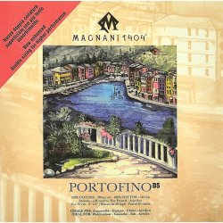 Magnani1404 - Magnani1404 PORTOFINO DS Hot Pressed Cotton Akrilik ve Sulu Boya Blokları 300g 20 Yaprak (1)