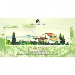 Magnani1404 - Magnani1404 TOSCANA Rough Cotton Akrilik ve Sulu Boya Blokları 300g 20 Sayfa (1)