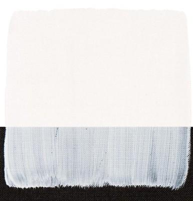 Maimeri Acrilico Akrilik Boya 018 Titanium White 200ml - 018 Titanium White