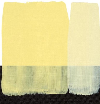 Maimeri Acrilico Akrilik Boya 105 Napsel Yellow Light 200ml - 105 Napsel Yellow Light