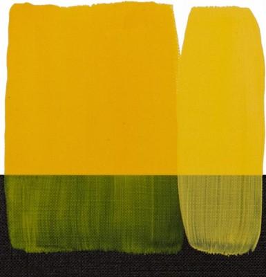 Maimeri Acrilico Akrilik Boya 116 Primary Yellow 200ml - 116 Primary Yellow