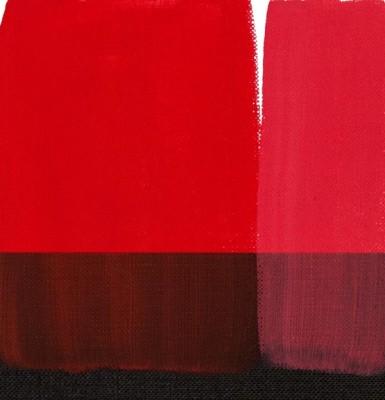 Maimeri Acrilico Akrilik Boya 266 Trasnparent Red 200ml - 266 Trasnparent Red