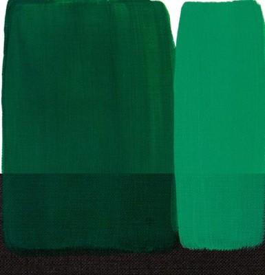 Maimeri Acrilico Akrilik Boya 340 Permanent Green Deep 200ml - 340 Permanent Green Deep
