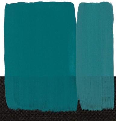 Maimeri Acrilico Akrilik Boya 364 Brillant Blue 200ml - 364 Brillant Blue