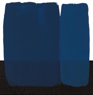 Maimeri Acrilico Akrilik Boya 371 Cobalt Blue Deep 200ml - 371 Cobalt Blue Deep