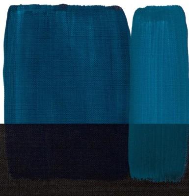 Maimeri Acrilico Akrilik Boya 378 Phthalo Blue 200ml - 378 Phthalo Blue