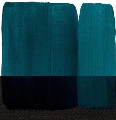 Maimeri Acrilico Akrilik Boya 385 Mangenese Blue 200ml - 385 Mangenese Blue