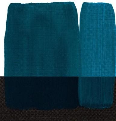 Maimeri Acrilico Akrilik Boya 400 Primary Blue- Cyan 200ml - 400 Primary Blue- Cyan