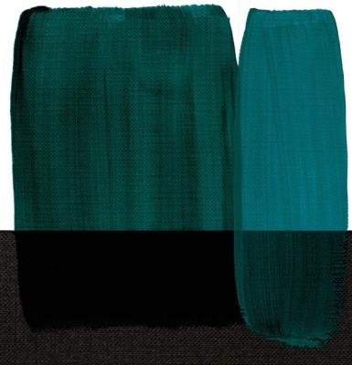 Maimeri Acrilico Akrilik Boya 409 Green Blue 200ml - 409 Green Blue