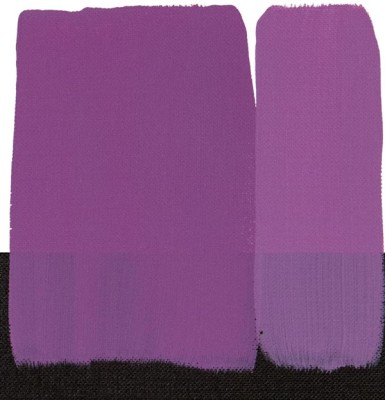 Maimeri Acrilico Akrilik Boya 462 Permanent Violet Red Light 200ml - 462 Permanent Violet Red Light