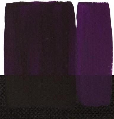 Maimeri Acrilico Akrilik Boya 465 Permanent Violet Reddish 200ml - 465 Permanent Violet Reddish