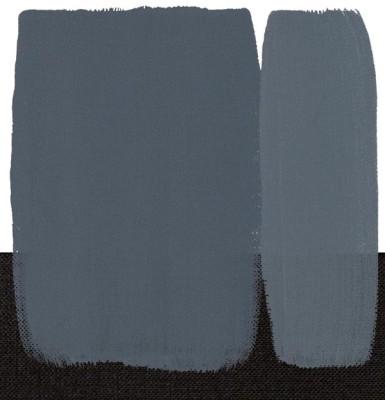 Maimeri Acrilico Akrilik Boya 512 Blueish Grey 200ml - 512 Blueish Grey