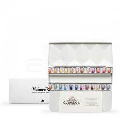 Maimeri - Maimeri Blu Artist Watercolour 1.5ml Tablet 24lü Set