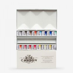 Maimeri - Maimeri Blu Artist Watercolour 1.5ml Tablet 16lı Set (1)