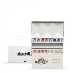 Maimeri - Maimeri Blu Artist Watercolour 1.5ml Tablet 16lı Set