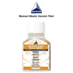 Maimeri - Maimeri Mastic Varnish 75ml