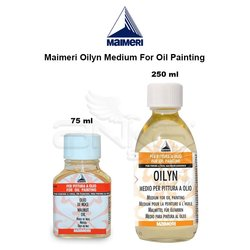 Maimeri - Maimeri Oilyn Medium For Oil Painting