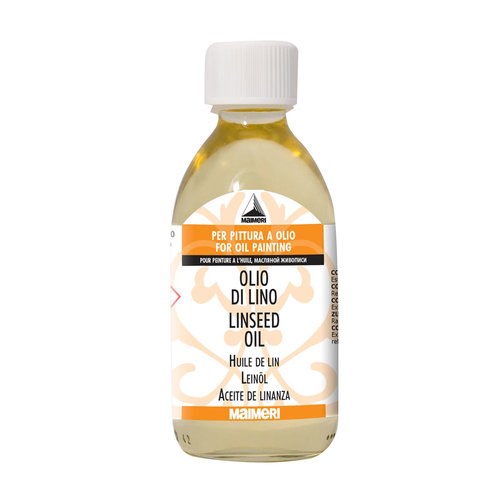 Maimeri Olio Di Lino Linseed Oil
