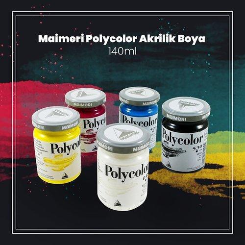 Maimeri Polycolor Akrilik Boya 140ml