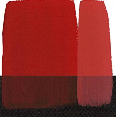 Maimeri Polycolor Akrilik Boya 140ml Carmine 166 - 166 Carmine