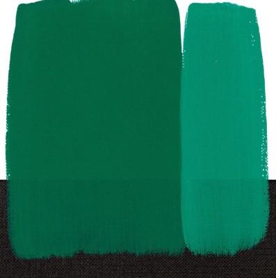 Maimeri Polycolor Akrilik Boya 140ml Emerald Green 356 - 356 Emerald Green