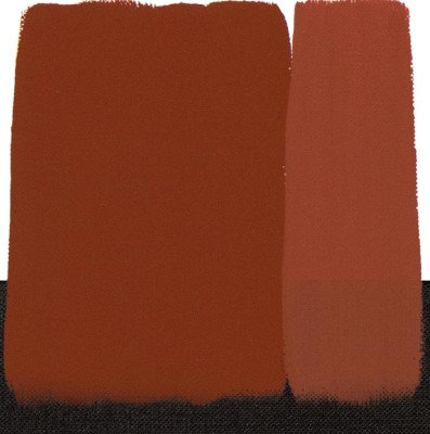 Maimeri Polycolor Akrilik Boya 140ml Red Orchre 191 - 191 Red Orchre